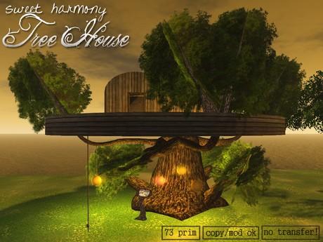 [SH] Tree House
