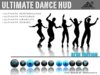 ULTIMATE Dance HUD [BLUE Edition] +10Invites