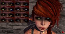 Drop Dead. Cat Eyes (Full Pack) - Marketplace Promo Price