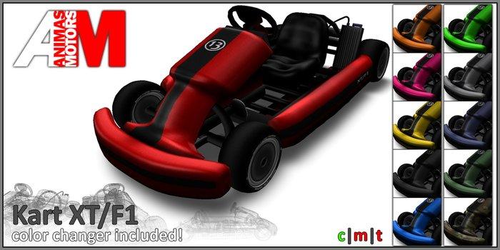 :AM: Kart XT/F1