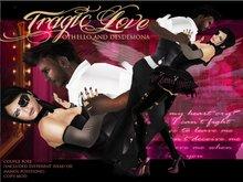 [LA] TRAGIC LOVE - Othello and Desdemona - Couple Pose
