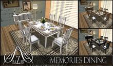 OUTLET ~BAZAR~ Memories Dining room