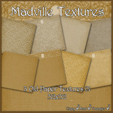 Madville Textures - Old Paper Textures 01