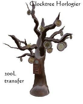 Clocktree Horlogier (boxed)