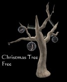 Christmas Tree free (boxed)