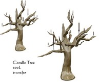 Candle tree (boxed)