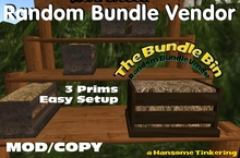 Bundle Bin Random Bundle Vendor