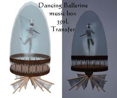 Dancing Ballerine (boxed)
