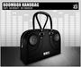 DEF! Handbag / Boombox / Black