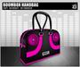 DEF! Handbag / Boombox / Black & Pink