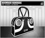 DEF! Handbag / Boombox / Black & White