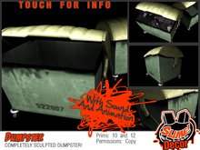 Slime! Urban Dumpster Set