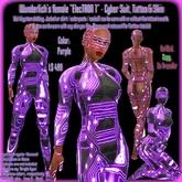 Wunderlich's female ElecTRON1 - Purple