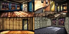 Backdrops by ~emms~ 'Walls, Doors & Empty Rooms'