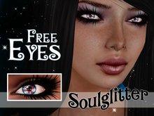 *Soulglitter* Prim Eyes * Freebie