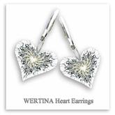 Wertina Heart Earrings