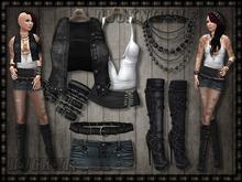 SLX Outfit: MotorGrrl