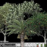 P3D ADAs Garden Fruit Trees Redux 2011 Set 2
