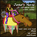 ~SWAN~ Jester's Horse (Red/yellow)