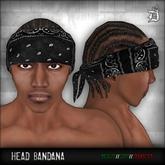 DEF! Bandana / Head / Black