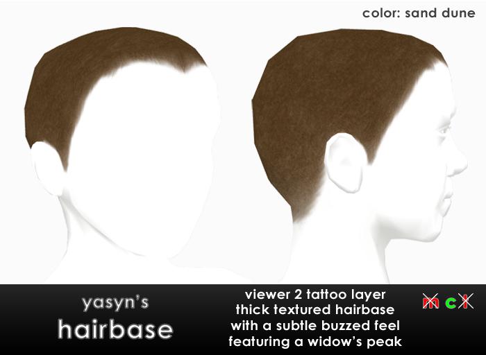 Yasyn's Hairbase - Sand Dune
