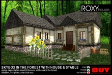 .:ROXY:. SKYBOX in the forest