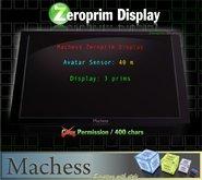 ZEROPRIM DISPLAY v2 400 (Deluxe Ed.) – No Copy