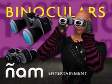 Binoculars ÑAM