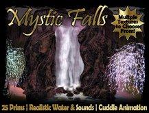 MG - Mystic Falls Waterfall