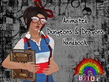 *Boof. Animated Dungeons and Dragon Book