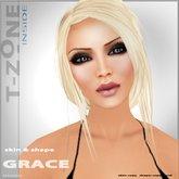 PROMOTION PRICE! T-Zone Inside GRACE  skin & shape MOON tone
