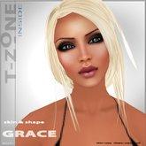 PROMOTION PRICE! T-Zone Inside GRACE  skin & shape SUN tone