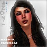 PROMOTION PRICE! T-Zone Inside ROBIN skin & shape SUN tone