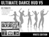 ULTIMATE Dance HUD [WHITE Edition] +10Invites