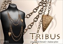 [CERES] Tribus - Antique Gold
