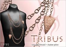 [CERES] Tribus - Rose Gold