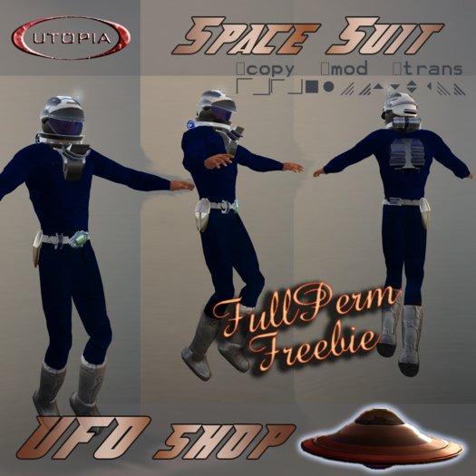 LFT -  Space Suit Box
