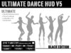 ULTIMATE Dance HUD [BLACK Edition] +10Invites