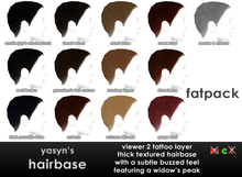 Yasyn's Hairbase - FATPACK