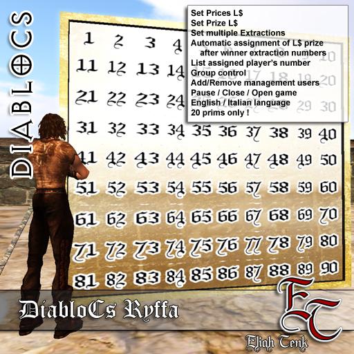 DIABLOCS Ryffa BOX