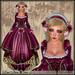 [Wishbox] Opheliac (Wild Orchid) - Marie Antoinette Renaissance Gown Dress EGL Marie Antoinette Costume Pink