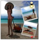 Firefly Beach Wagon- Passion Inside- Belle Belle