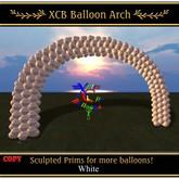 Balão Arch - Branco - COPY - Balões Xntra Cidade
