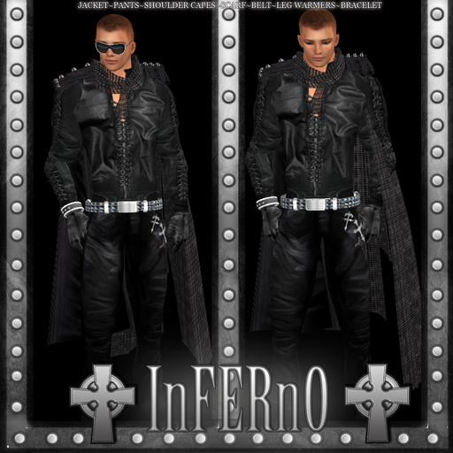 .::INFERNO OUTFIT BY CASA DIABOLICA::.