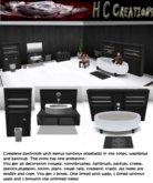 SALE! Complete Bathroom Set