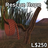Quicksand! - Rescue Rope (RLV)