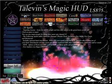 Talevin's Magic HUD