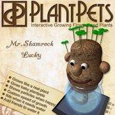 PlantPet Seed [Mr. Shamrock *Lucky*] *RARE ELITE*