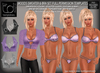 TD TEMPLATES Moods Sweater & Bra Set Templates - PNG & PSD FILES - FULL PERMISSIONS