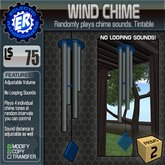 ER Wind Chime